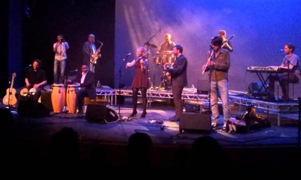 Salsa Celtica at the Edinburgh Festival