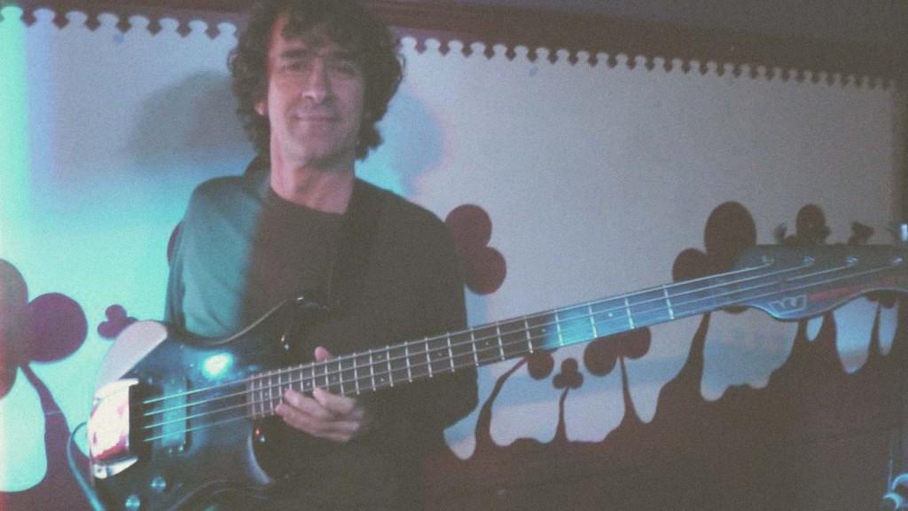 Bass Guitarist Javier Fioramonti