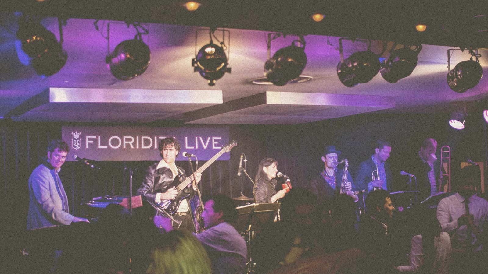 Manteca Live at Floridita